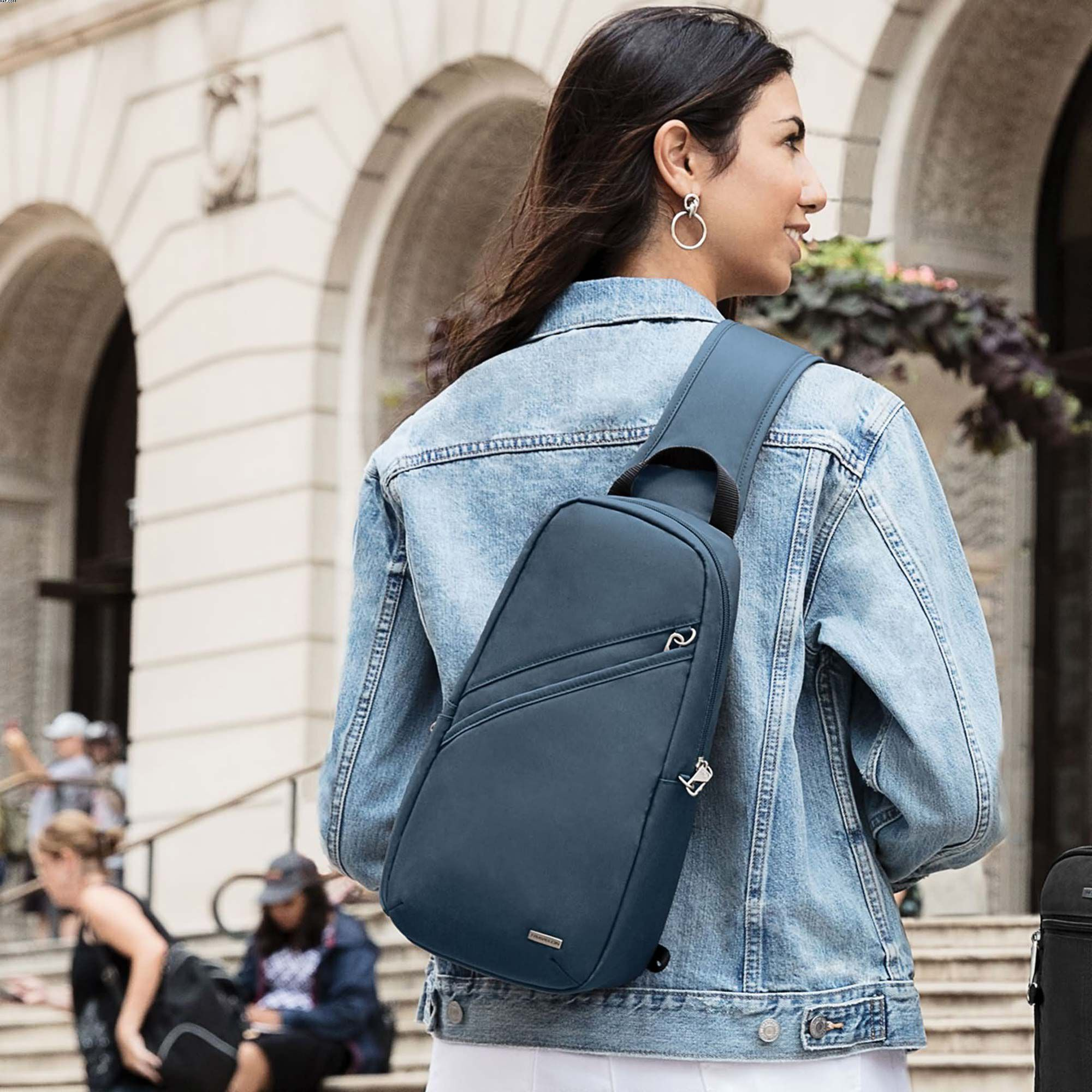 Anti-Theft Classic Sling Bag