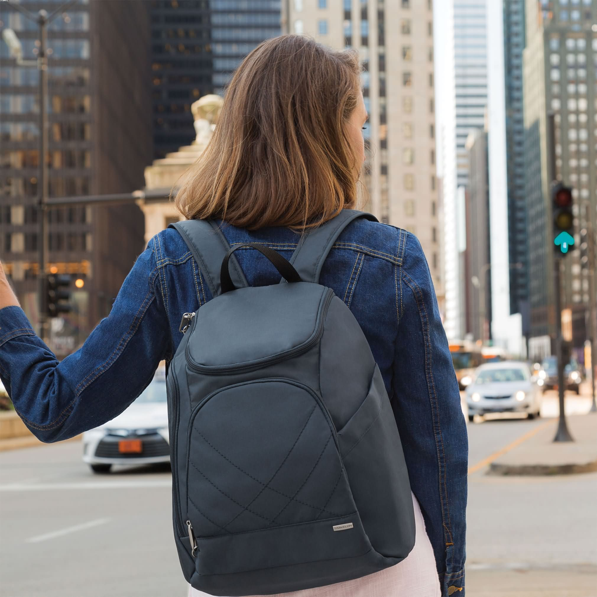 Anti-Theft Classic Backpack