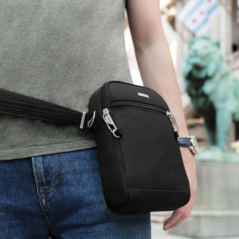Anti-Theft Classic Convertible Small Tour Bag