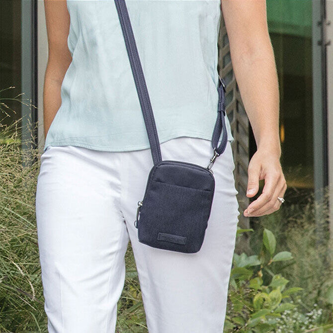 Anti-Theft Metro Stadium Mini Crossbody