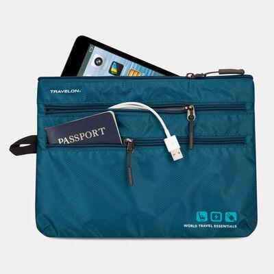 world travel essentials seat pack organizer