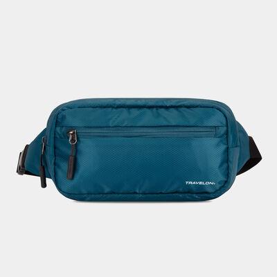 world travel essentials convertible sling/waist pack