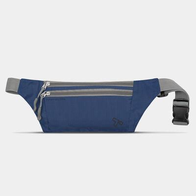 double zip waist pack