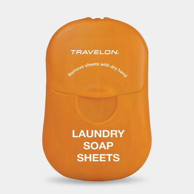 laundry soap toiletry sheets