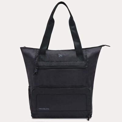 anti-theft active packable tote
