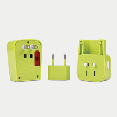 worldwide adapter and usb charger