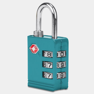 tsa accepted luggage lock