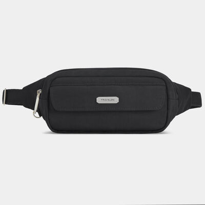anti-theft essentials belt bag