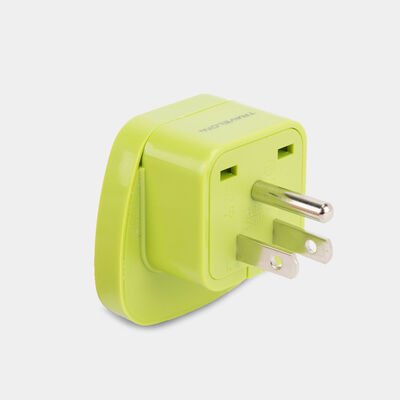 u.s. grounded adapter plug