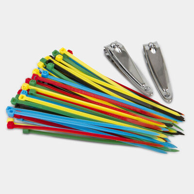 secure-a-bag cable ties