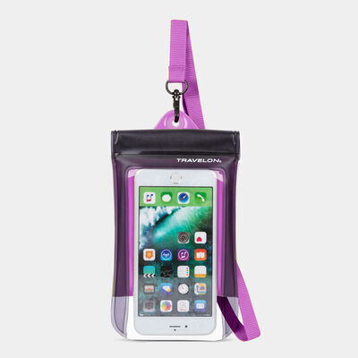 waterproof smart phone pouch
