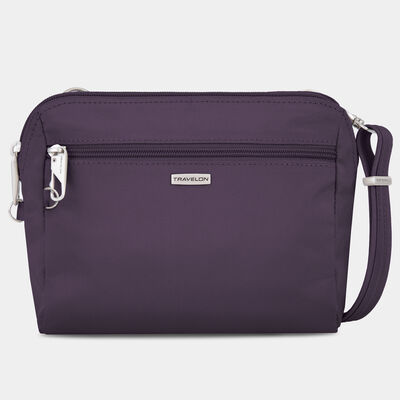 anti-theft classic convertible crossbody and waist pack