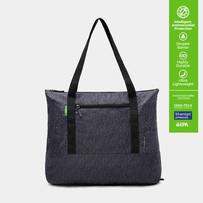 clean antimicrobial packable tote