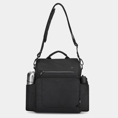 anti-theft urban® n/s tablet messenger bag