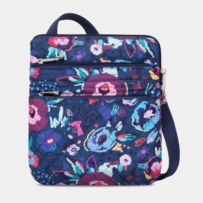 anti-theft boho slim bag